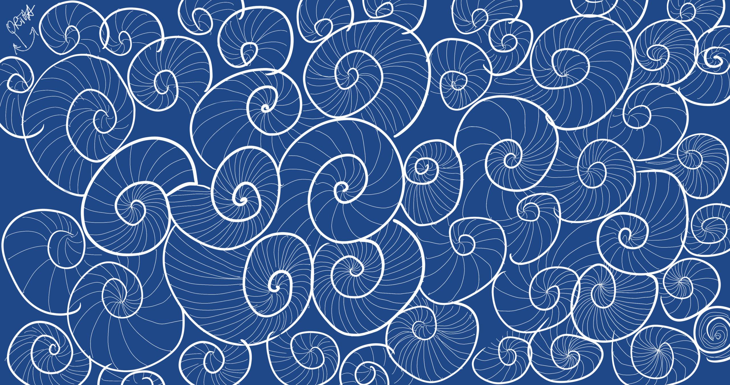 Blaue Reihe: Schnecken